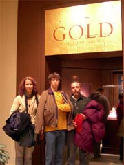 Sackler Gold Exhibit